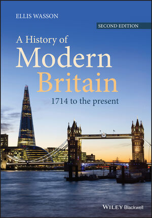 A History of Modern Britain: 1714 to the Present, 2nd Edition (1118869001) cover image
