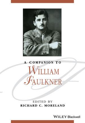 A Companion to William Faulkner (1119045401) cover image