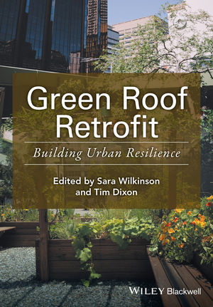 Green Roof Retrofit: Building Urban Resilience (1119055601) cover image
