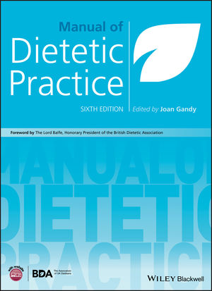 Manual of Dietetic Practice, 6th Edition