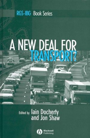 A New Deal for Transport?: The UK