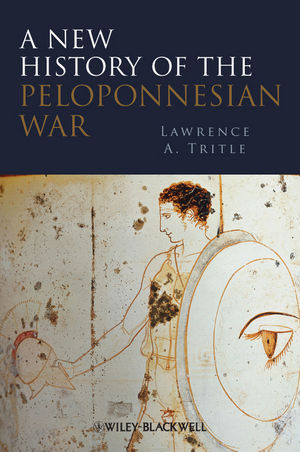 A New History of the Peloponnesian War (1405122501) cover image