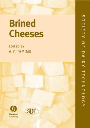 Brined Cheeses (1405124601) cover image