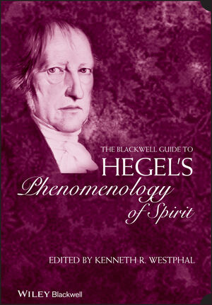 The Blackwell Guide to Hegel