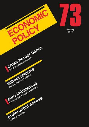 Economic Policy 73