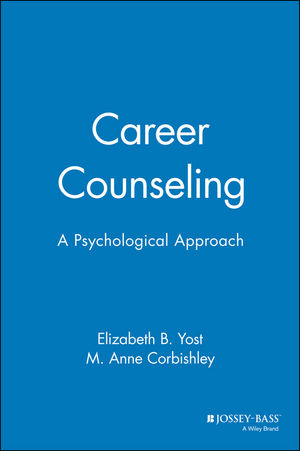 Career Counseling: A Psychological Approach (1555424201) cover image
