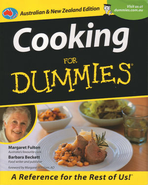 Cooking For Dummies, Australian and New Zealand Edition