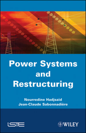 Power Systems and Restructuring (1848211201) cover image