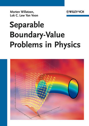 Separable Boundary-Value Problems in Physics (3527410201) cover image