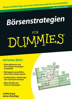 Börsenstrategien für Dummies, 2. Auflage