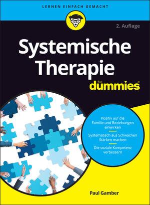Systemische Therapie für Dummies, 2. Auflage