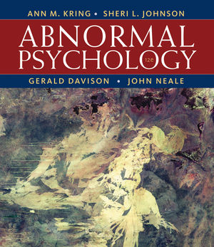 Abnormal Psychology, 12th Edition (EHEP002001) cover image