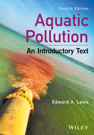 Aquatic Pollution - An Introductory Text 4e (EHEP003701) cover image