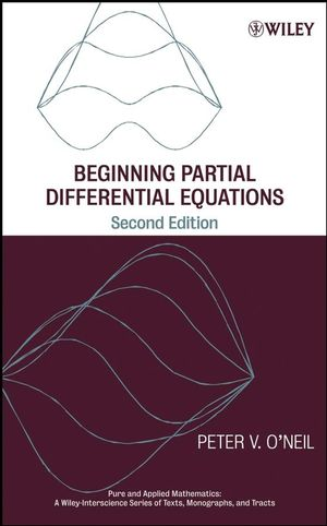 Beginning Partial Differential Equations, 2nd Edition (0470133902) cover image