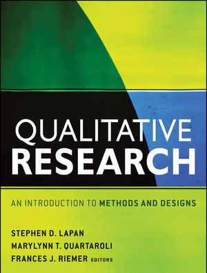 Qualitative Research: An Introduction to Methods and Designs (0470548002) cover image