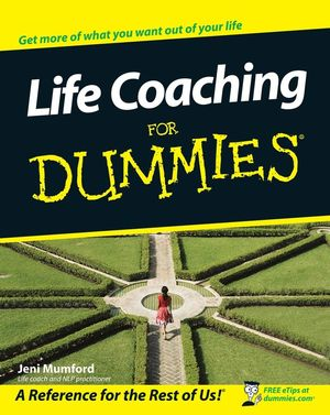 Life Coaching For Dummies (0470687002) cover image