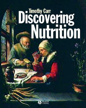 Discovering Nutrition (0470693002) cover image
