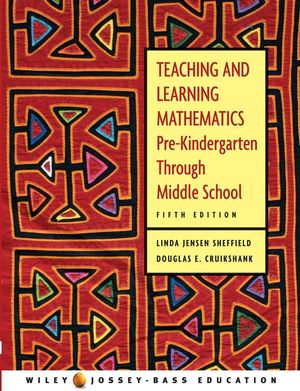 Teaching and Learning Mathematics: Pre-Kindergarten through Middle School, 5th Edition