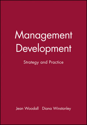 Management Development: Strategy and Practice (0631208402) cover image