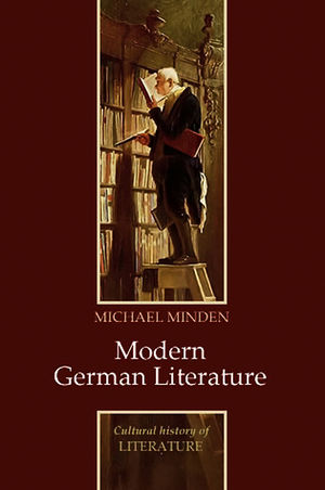 Modern German Literature  (0745629202) cover image