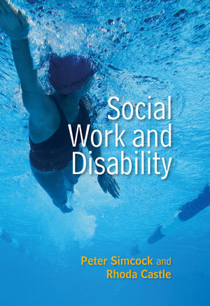 Social Work and Disability (0745670202) cover image