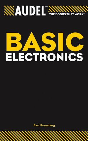 Audel Basic Electronics (0764579002) cover image