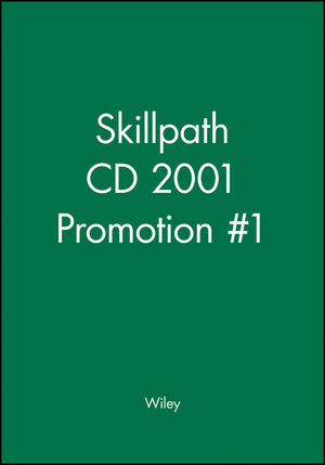Skillpath CD 2001 Promotion #1 (0764594702) cover image