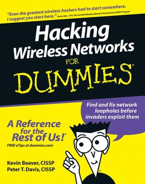 <span class='search-highlight'>Hacking</span> Wireless Networks For <span class='search-highlight'>Dummies</span>