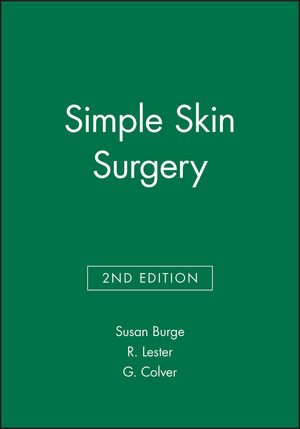 Simple Skin Surgery, 2nd Edition