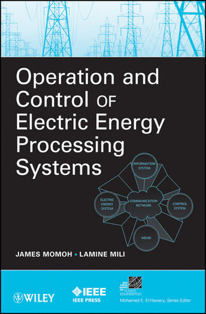 Operation and Control of Electric Energy Processing Systems (1118017102) cover image