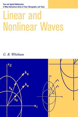 Linear and Nonlinear Waves (1118031202) cover image