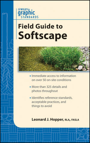 Graphic Standards Field Guide to Softscape (1118105702) cover image
