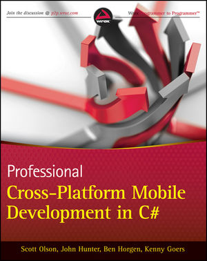 Book Cover Image for Professional Cross-Platform Mobile Development in C#