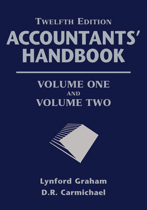 Accountants' Handbook, 2 Volume Set, 12th Edition