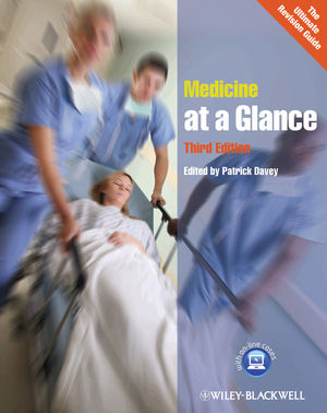 Medicine at a Glance, 3rd Edition (1118374002) cover image