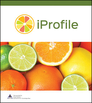 Password Card to access iProfile 3.0