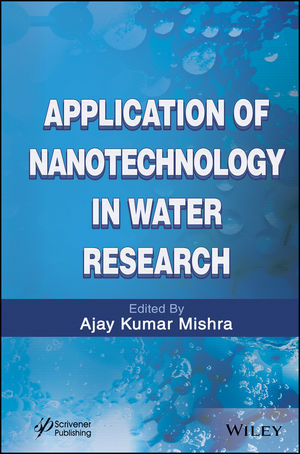 Application of Nanotechnology in Water Research (1118496302) cover image