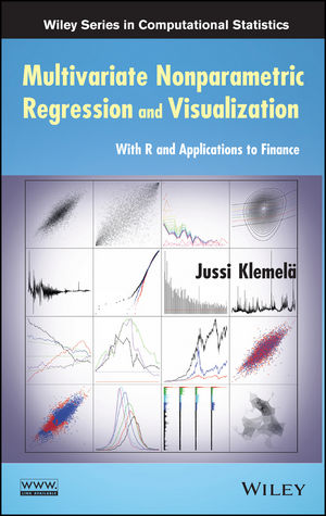 Multivariate Nonparametric Regression and Visualization: With R and Applications to Finance (1118593502) cover image