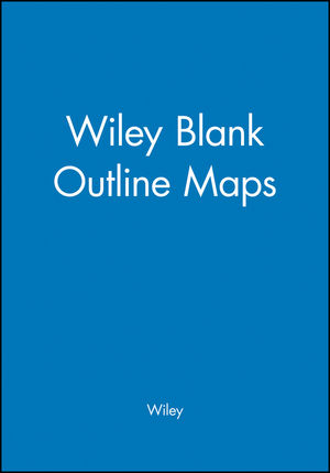 Wiley Blank Outline Maps