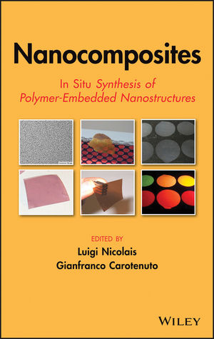 Nanocomposites: In Situ Synthesis of Polymer-Embedded Nanostructures (1118742702) cover image