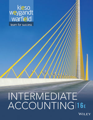 Intermediate accounting 16th edition intermediate accounting intermediate accounting 16th edition fandeluxe Image collections
