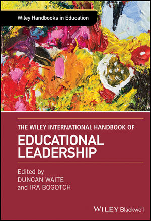 The Wiley International Handbook of Educational Leadership (1118956702) cover image