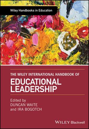 The Wiley International Handbook of Educational Leadership (1118956702) cover image