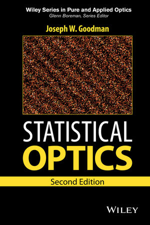 Statistical Optics, 2nd Edition (1119009502) cover image