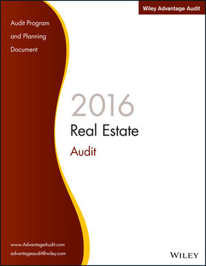 Wiley Advantage Audit 2016 - Real Estate