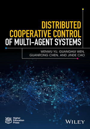 Distributed Cooperative Control of Multi-agent Systems (1119246202) cover image