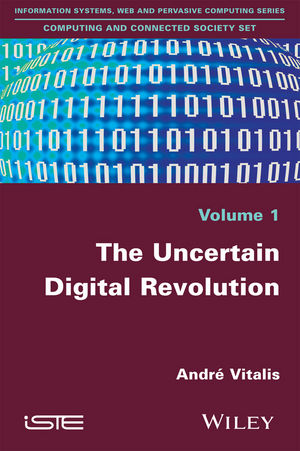 The Uncertain Digital Revolution (1119341302) cover image