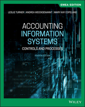 Accounting Information Systems, 4th Edition, EMEA Edition