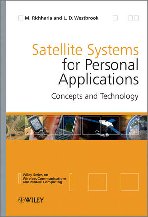 Satellite Systems for Personal Applications: Concepts and Technology (1119956102) cover image