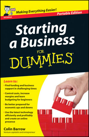 Starting a Business For Dummies, UK Edition, WHS Travel Edition